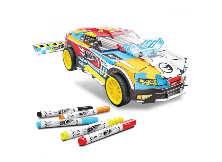 Hot Wheels Design and Race Kit