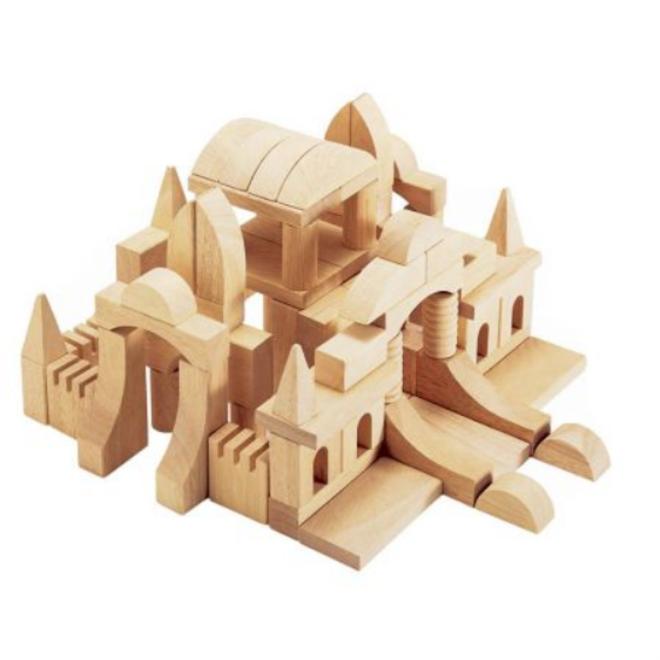 Building Block Set - 87 pcs