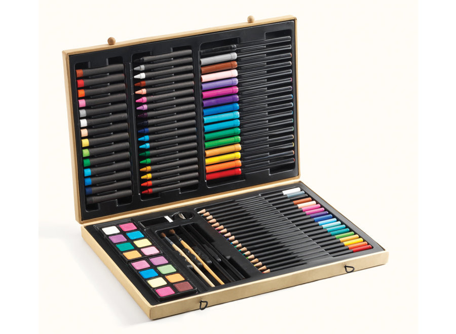 Djeco Big Box of Colours