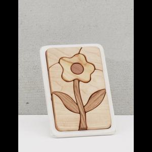 Mosaic Puzzle: Flower