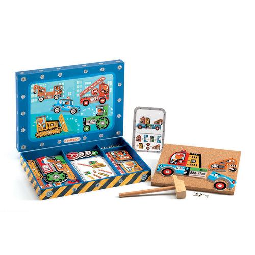 Djeco Djeco Tap Tap Vehicles