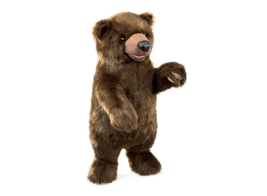 Folkmanis Standing Bear
