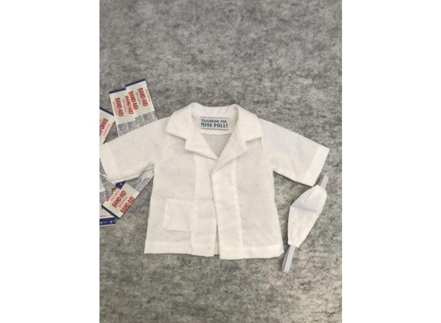 38cm - Doctor Jacket Set