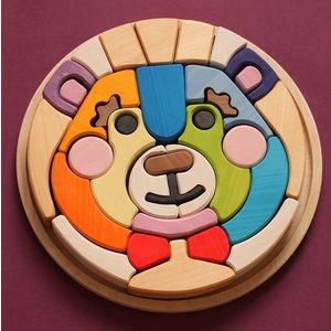 Skandico - Bear Puzzle