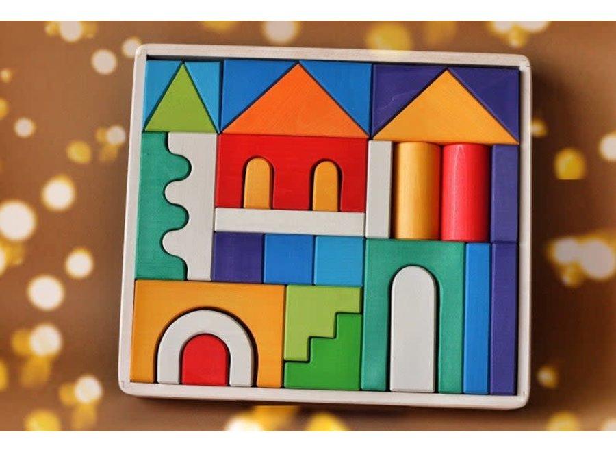 The House Building Set