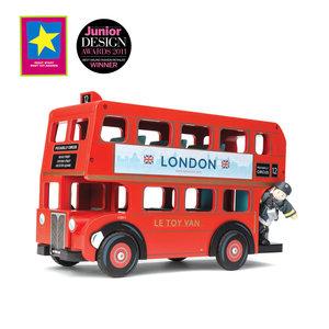 Le Toy Van Le Toy Van London Bus with Driver