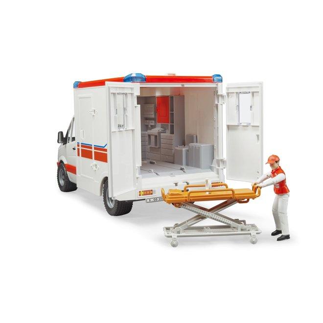 Bruder Sprinter Ambulance