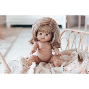 Paola Reina Blond Dolls 34cm Long Hair : Penelope