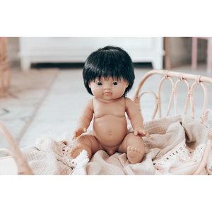 Paola Reina 34cm Asian Boy Doll - Ken