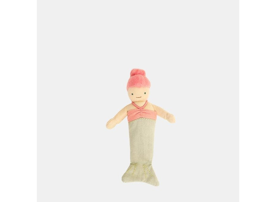 Holdie Folk Mermaid Coral