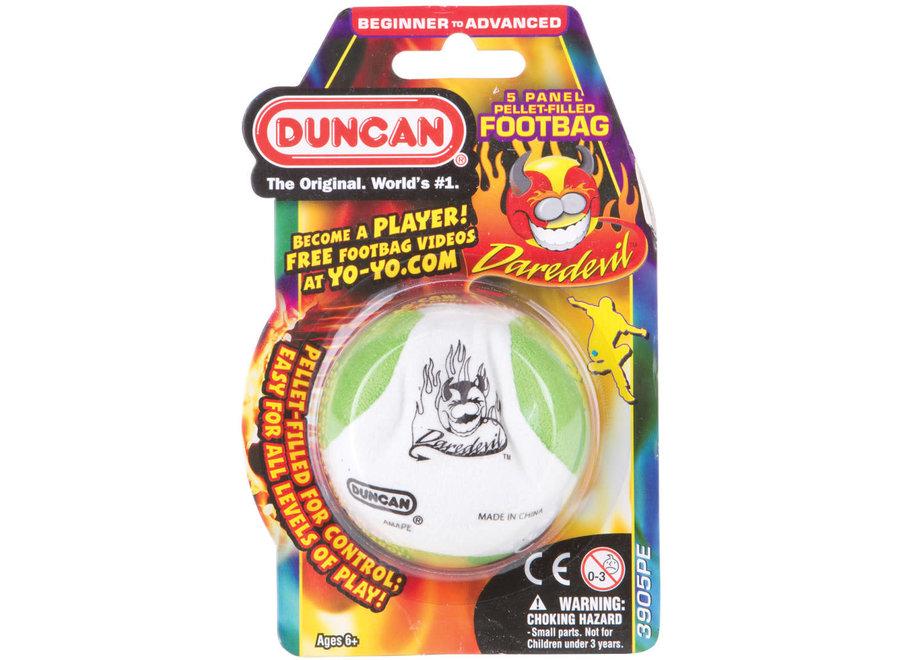 Duncan Footbag Daredevil 5 Panel Pellet Filled
