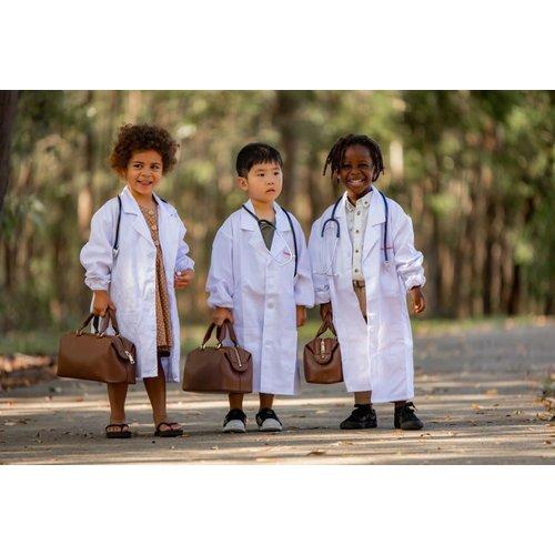 Montessori Medic Classic Brown Doctors Kit