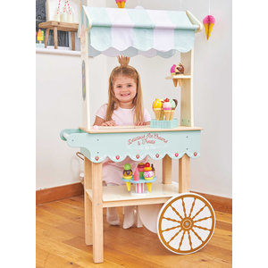 Le Toy Van Le Toy Van Ice Cream and Treats Trolley