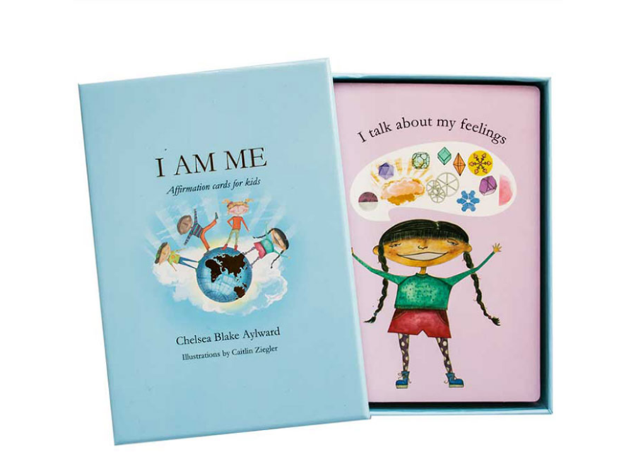 I am me - Affirmation Cards