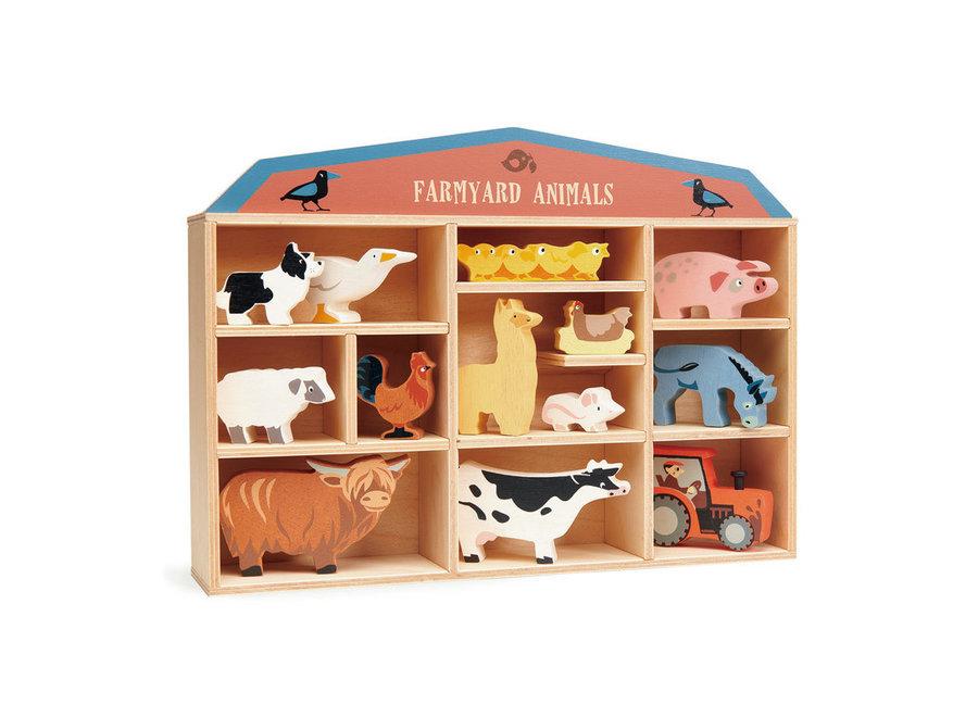 Farmyard Animals Set