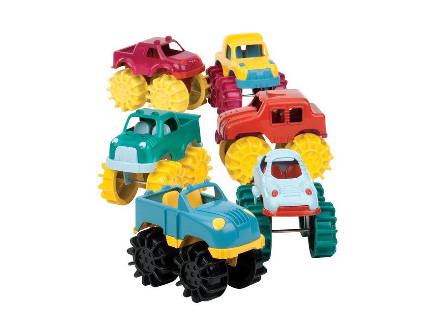 Battat Mini Monster Trucks