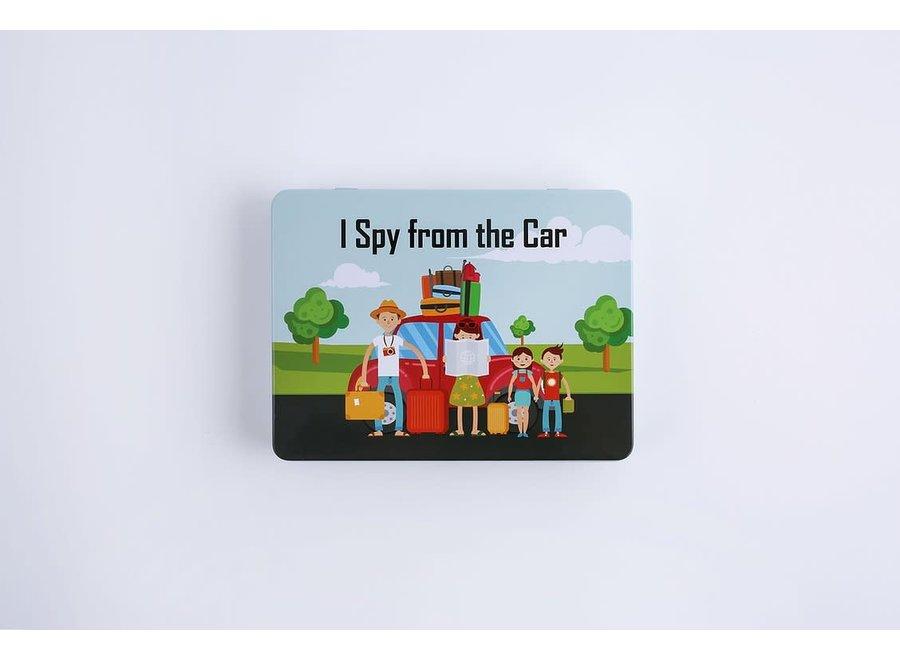 I Spy from the Car