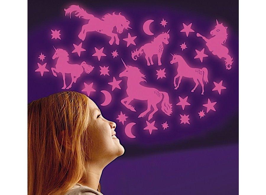 Glitter Unicorns