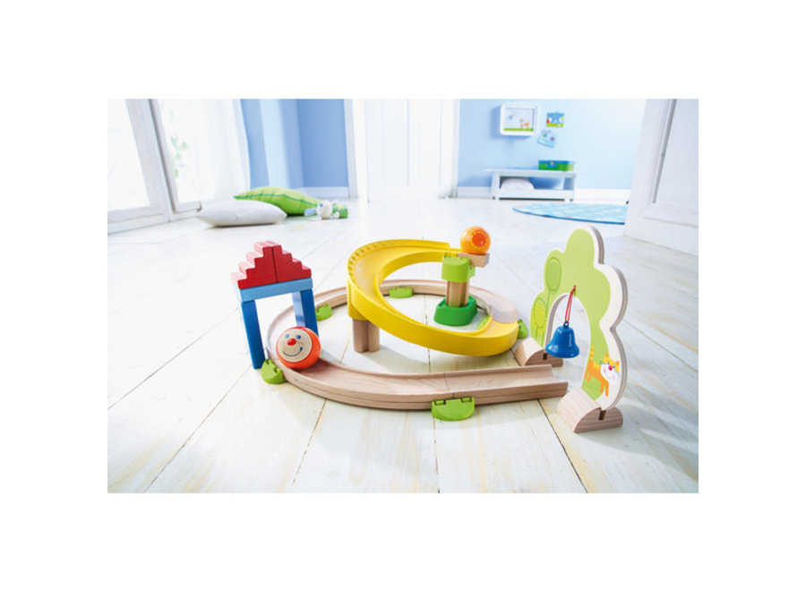 Haba Ball Track Rollerby Spiral Track