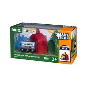 Brio Brio Smart Engine with Action Tunnels