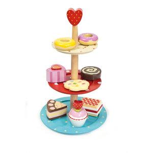 Le Toy Van Le Toy Van Honeybake Cake Stand Set
