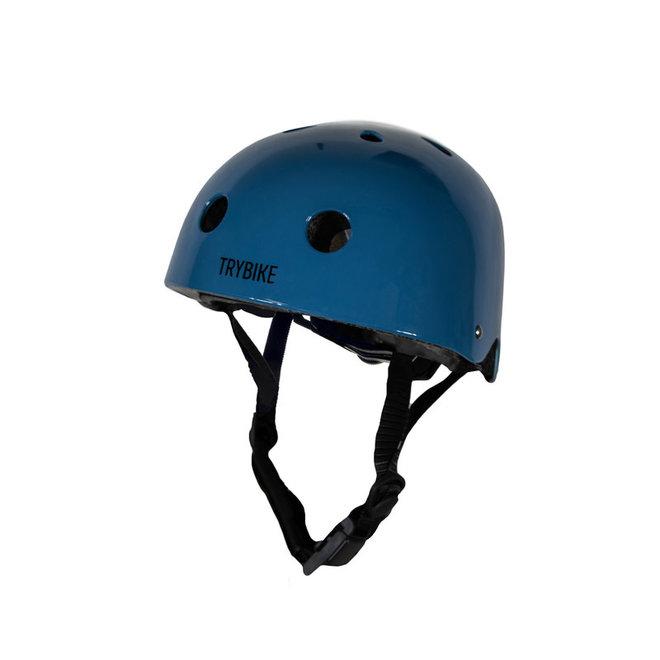Medium Vintage Blue Helmet