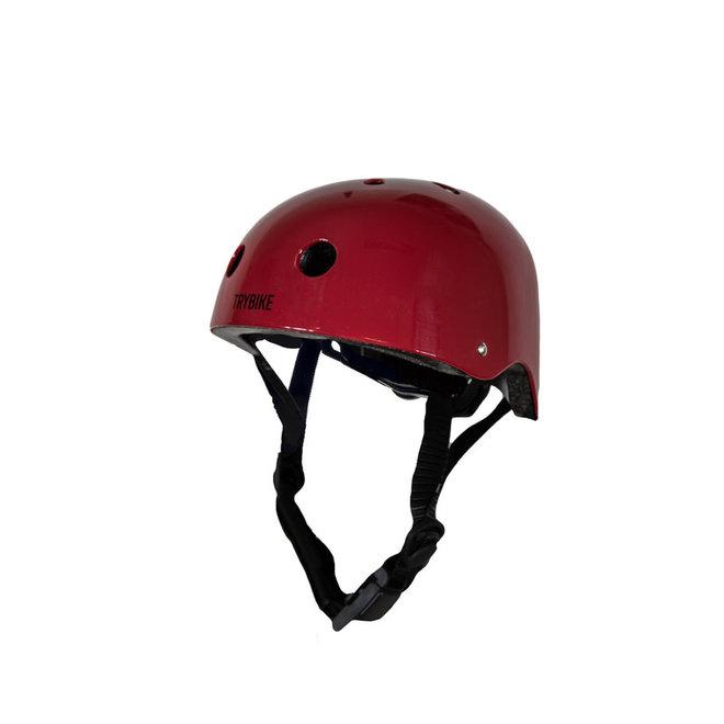 Medium Vintage Red Helmet