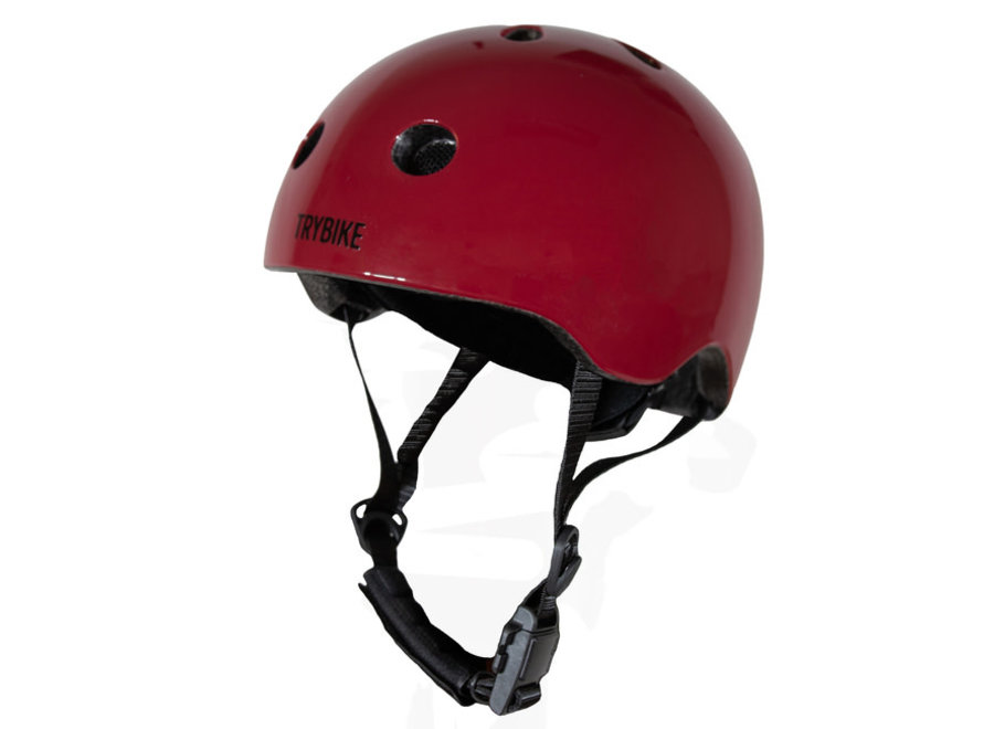 Extra Small Vintage Red Helmet