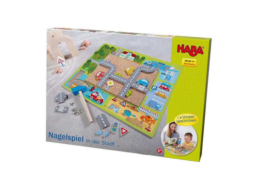 Haba Geo Shape Tack Zap In Town