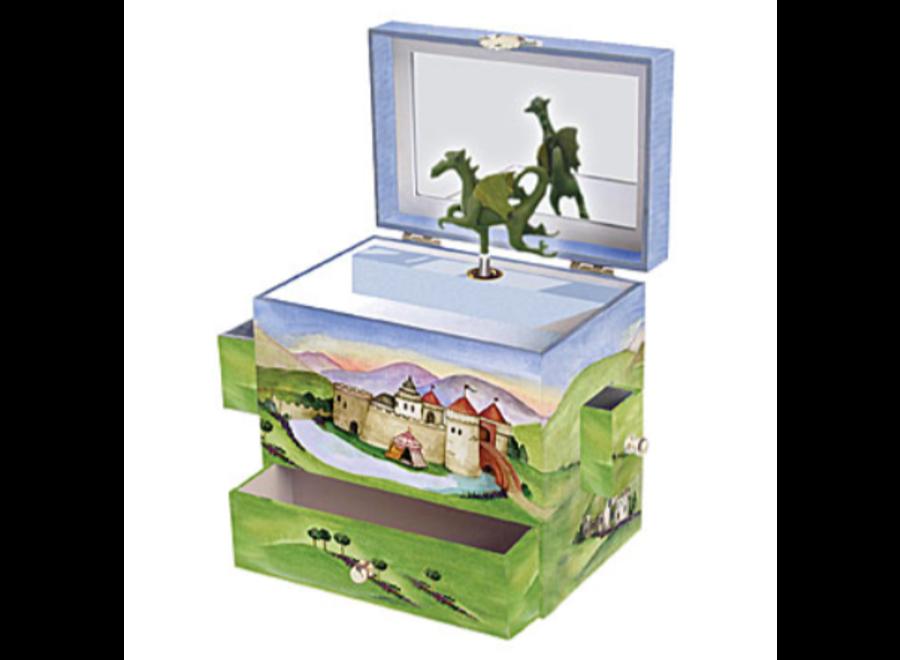 Enchantmints Music Box Dragon