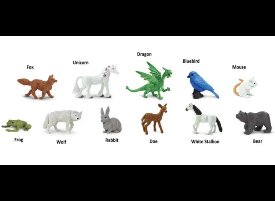 Fairytale Animals Toob