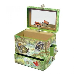 Enchantmints Music Box Monarch Butterfly