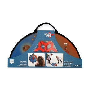 Scratch Magnetic Disc Game - Space