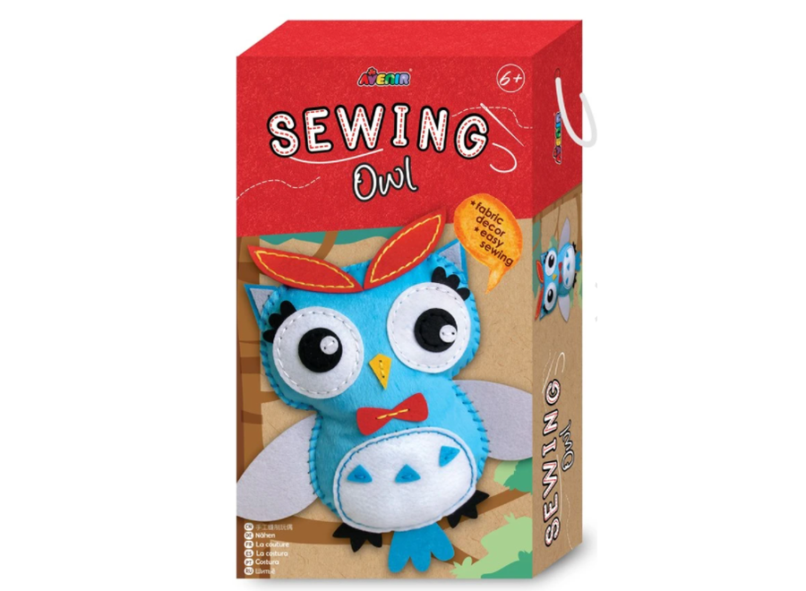 Avenir Sewing Owl