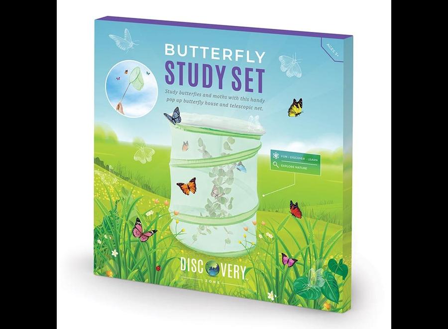 Discovery Zone Butterfly Study Set