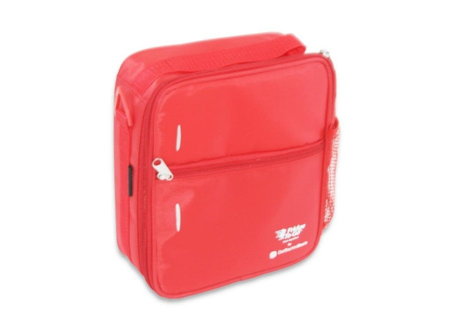 Fridge to Go Lunch Box Medium Red