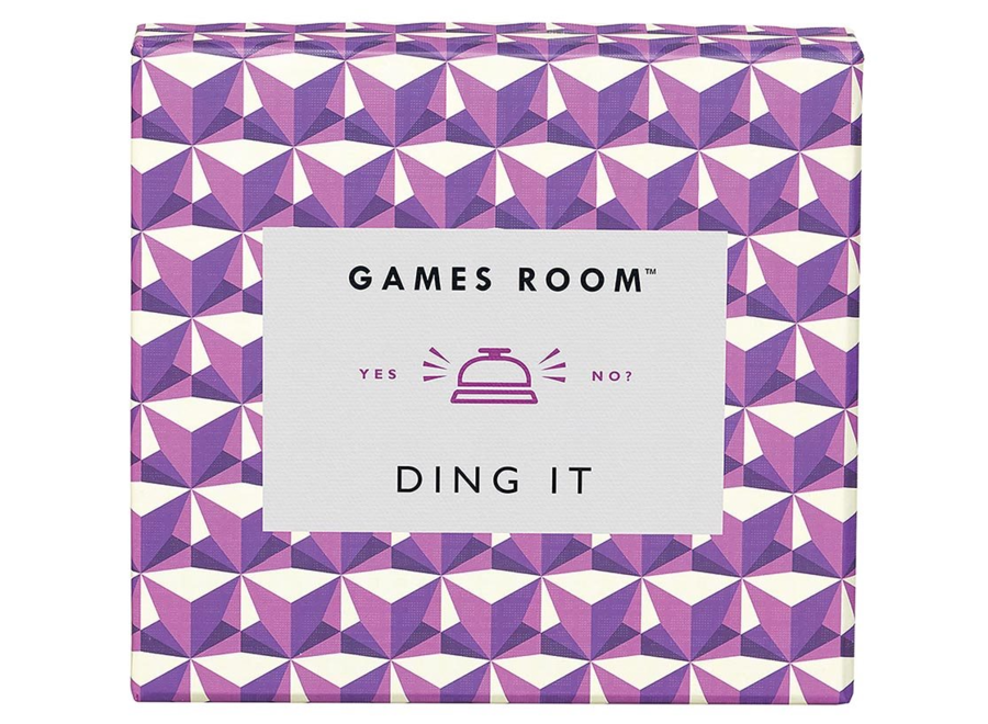 Games Room Ding It
