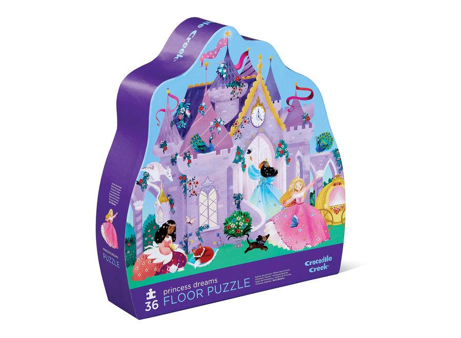 Classic Floor Puzzle 36 pc - Princess Dreams