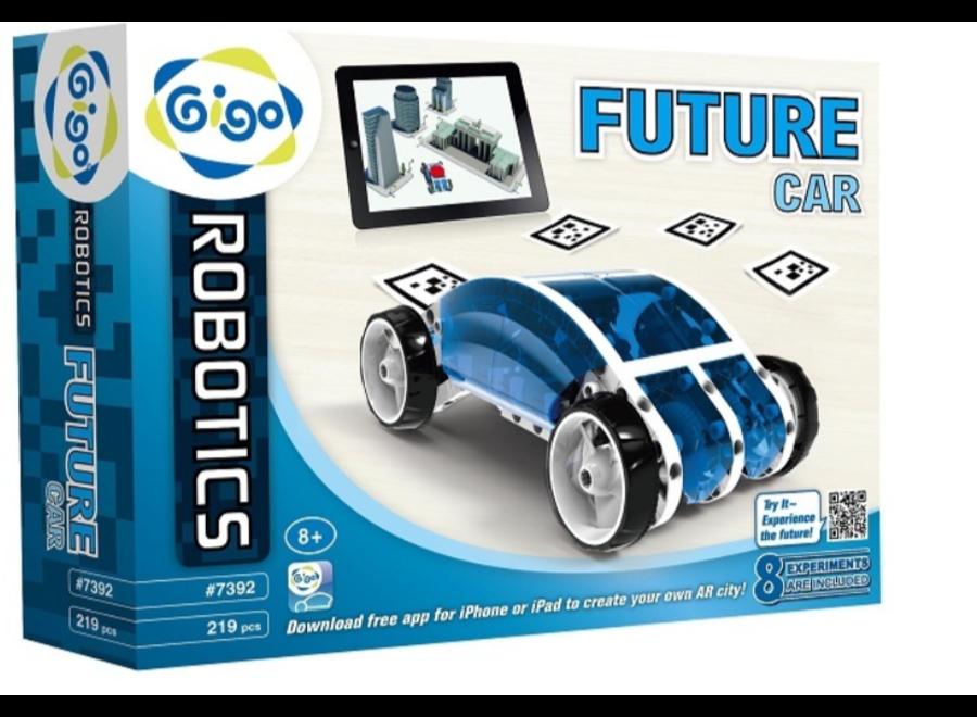 Gigo Future Car Robotics