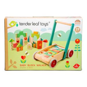 Tender Leaf Tenderleaf Wagon with Blocks