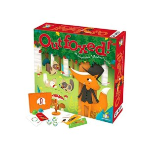 Gamewright Outfoxed Game
