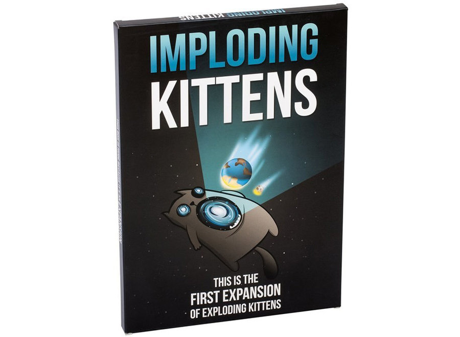 Imploding Kittens (Exploding Kittens Expansion)