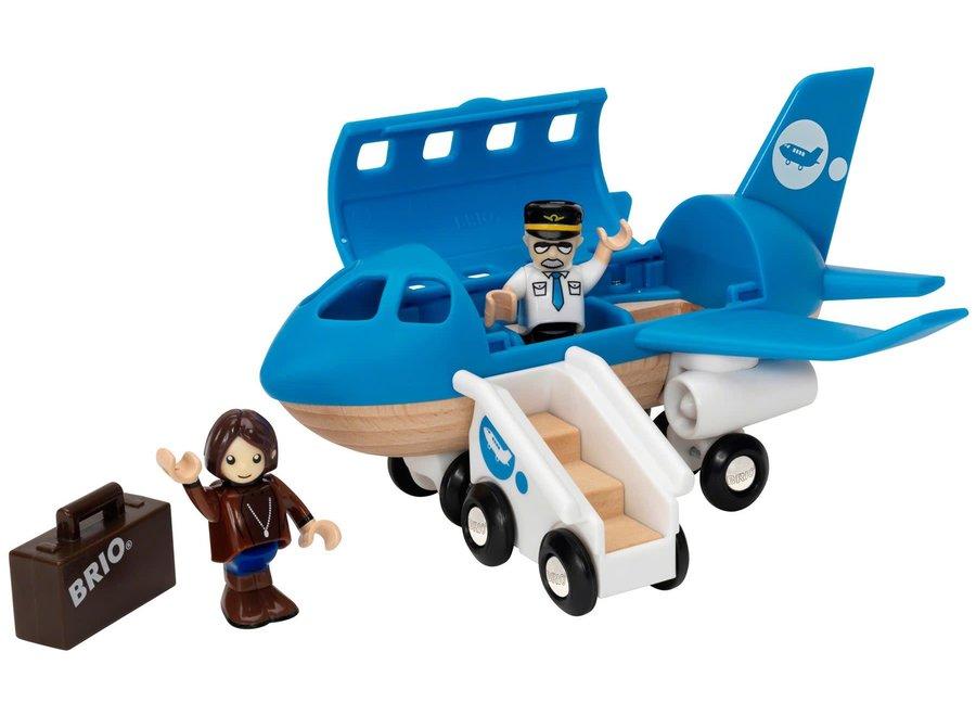 Brio Airplane Boarding Set
