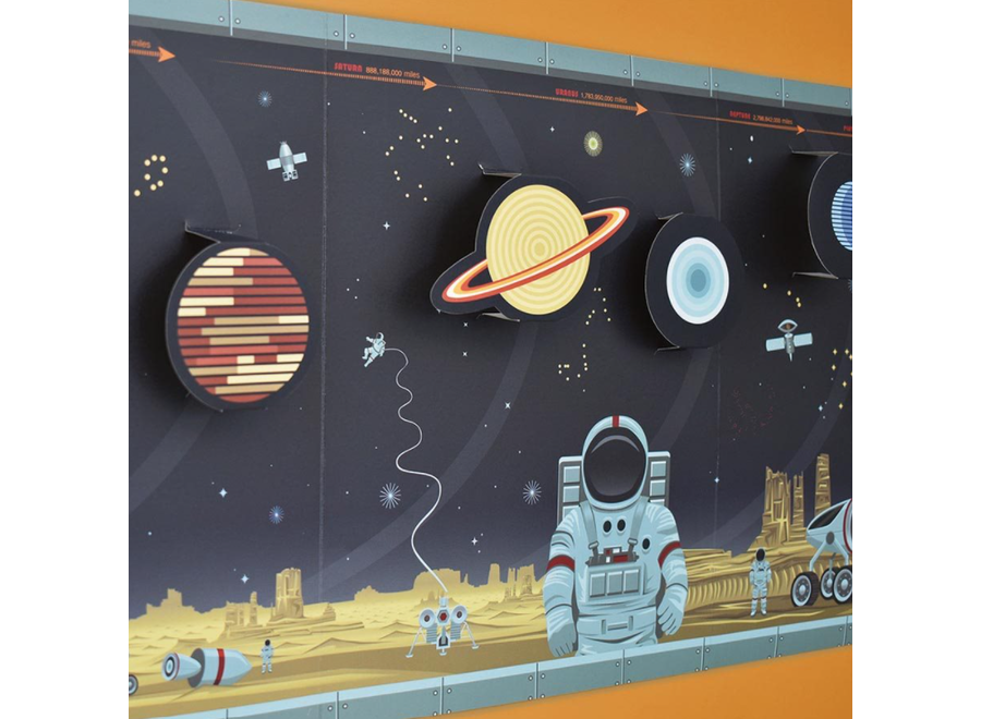 Clockwork Soldier - Create Your Own Solar System