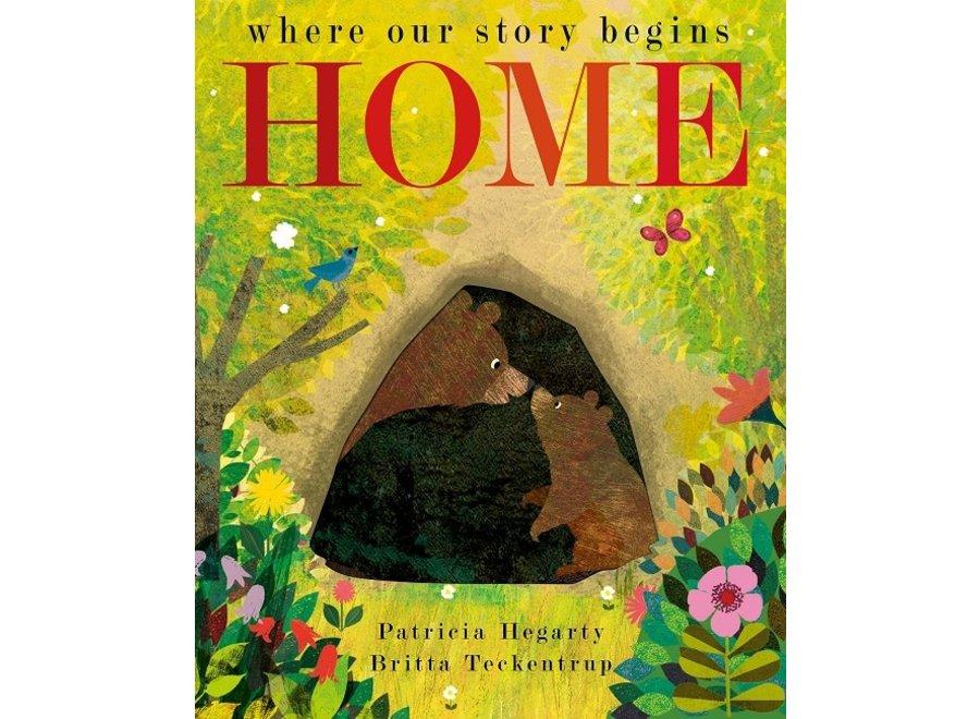 Home - Patricia Hegarty