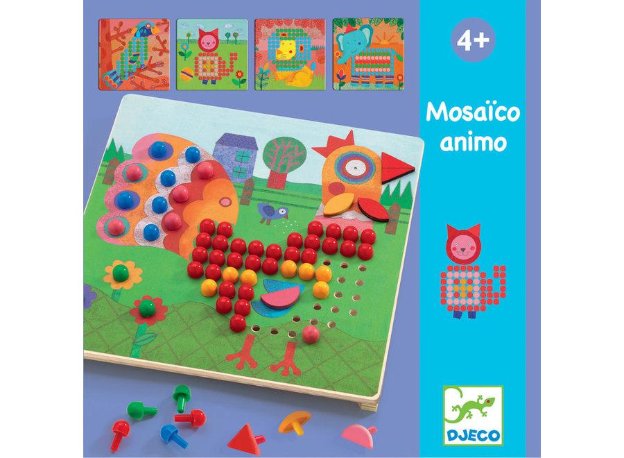 Animo Mosaico Peg Board