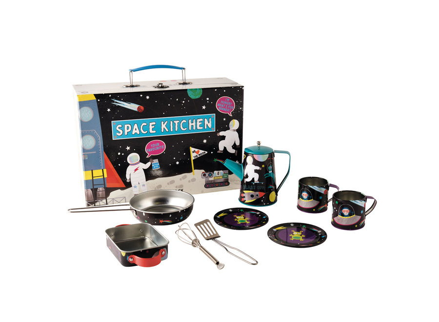 Floss & Rock Kitchen Set – 10 pc Space