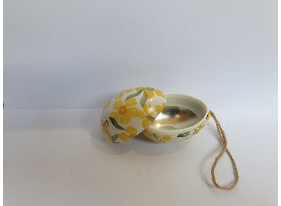Emma Bridgewater Mini  Egg Tins Flower
