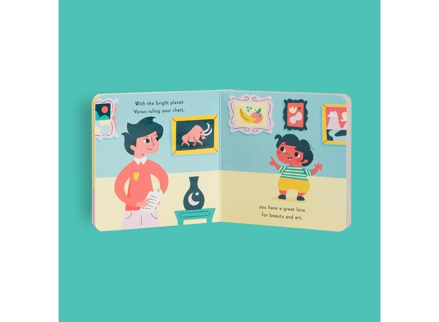 A Little Zodiac Book : Baby Taurus