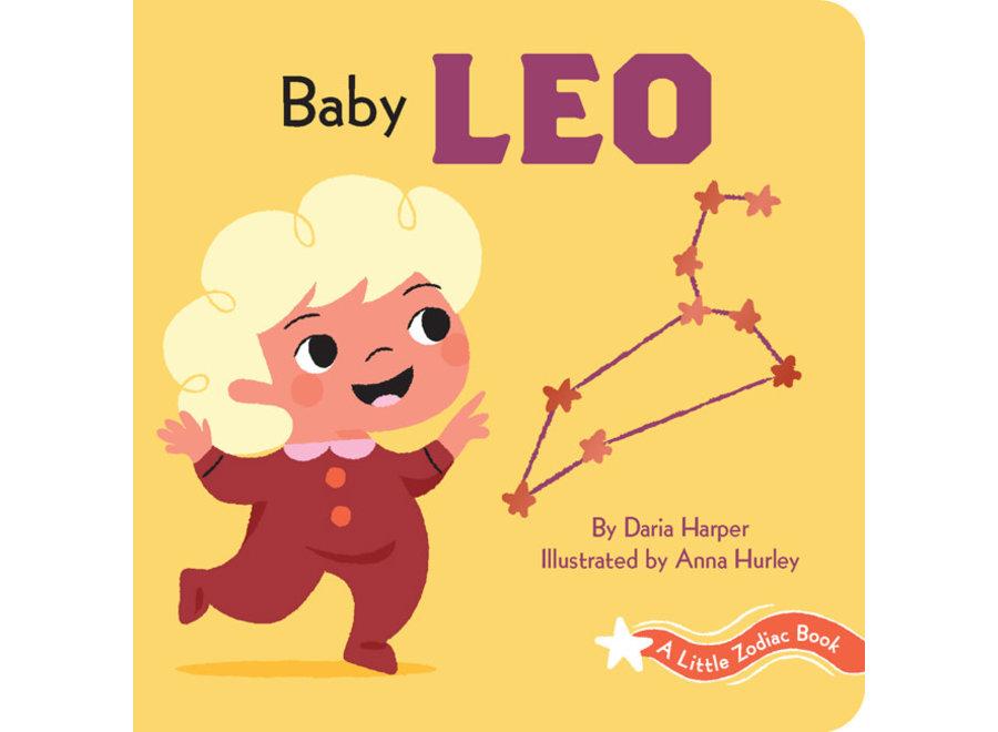 A Little Zodiac Book : Baby Leo